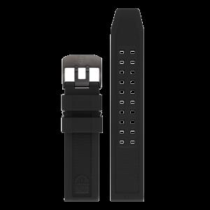 Cinturino in gomma NBR - 23mm