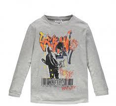 T shirt jersey c/grafica Mek