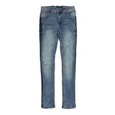 Pantalone denim elast Mek