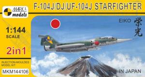 F-104J/DJ/UF-104J Starfight
