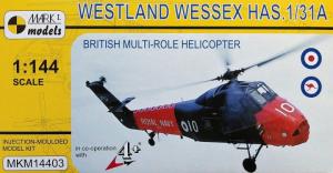 Westland Wessex HAS.1/31A