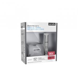 Sensilis Origin Pro EGF-5 Antiaging Cream 50ml + Sensilis Origin Pro Egf 5 Eye Contour 15ml