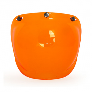 Roeg Bubble visor orange 0