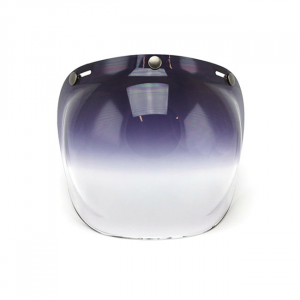 Roeg Bubble visor  dark smoke