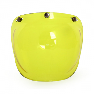 Roeg Bubble visor Yellow 0