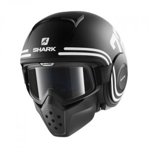 SHARK DRAK HELMET STRIPE; SIZE M