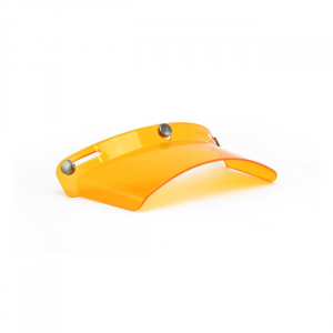 Roeg Sonny peak orange Translucent polycarbonate