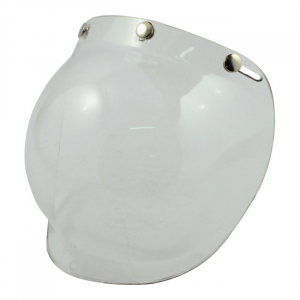 BANDIT BUBBLE VISOR, CLEAR