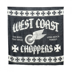 WCC WINGS MULTIPURPOSE SCARF