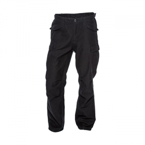 WCC M-65 PANTS BLACK, SIZE S