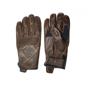 WCC BFU LEATHER RIDING GLOVES MALE EU SIZE S