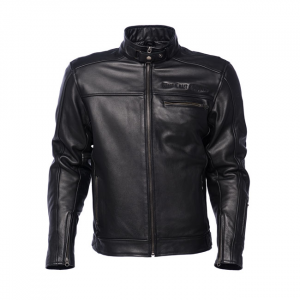 WCC CFL leather riding jacket Male; EU size L
