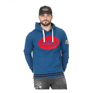 Von Dutch Aaron hoodie blue; EU size M