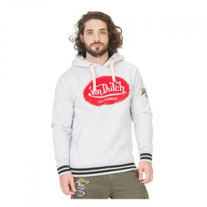 Von Dutch Aaron hoodie grey; EU size M