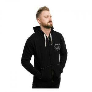 Von Dutch Metallica zip hoodie black; EU size S
