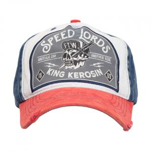 King Kerosin Baseball Cap - Speed Lords;