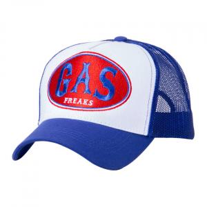 King Kerosin Gas Freaks cap blue/red;