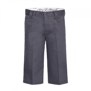 King Kerosin Workwear shorts grey; MALE EU SIZE 32