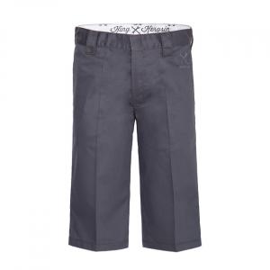 King Kerosin Workwear shorts grey; MALE EU SIZE 36
