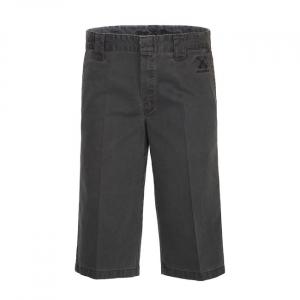 King Kerosin Workwear shorts oilwashed grey; MALE EU SIZE 31