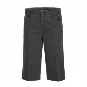 King Kerosin Workwear shorts oilwashed grey; MALE EU SIZE 32