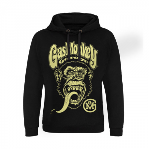 GMG Big brand logo epic hoodie; Male EU size S