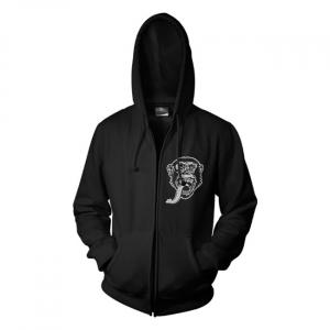 GMG Dallas Texas zip hoodie; Male EU size 2XL