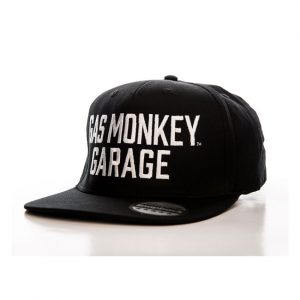 GMG snapback cap black