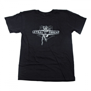 LETHAL THREAT BAGGER TEE, L