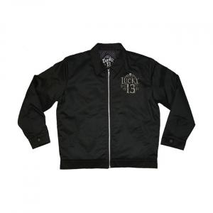 Lucky 13 Dead skull jacket black; Male EU size M