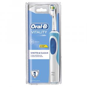 ORAL-B Vitality White&Clean Spazzolino Elettrico