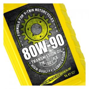 MCS 80W90 TRANSMISSION (MINERAL) OIL 36-19 all B.T.