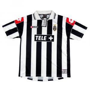 2000-01 Juventus  Maglia Home M/XL *Nuova