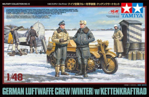 German Luftwaffe Crew
