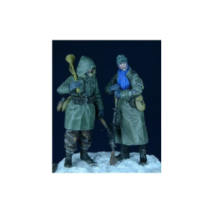 GERMAN SS GRENADIERS