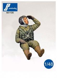 Japanese fighter pilot