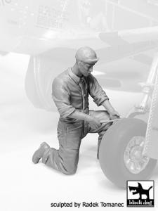 Mechanics personnel USAAF