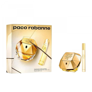 Paco Rabanne Lady Million Eau De Parfum Spray 80ml Set 2 Parti 2019