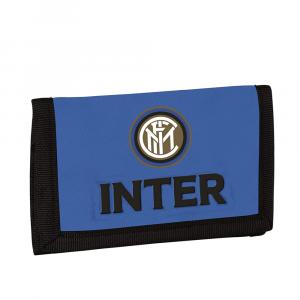 INTER - Portafoglio con logo ufficiale