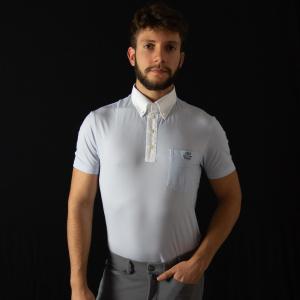Modello Zeus - camicia equitazione summer uomo