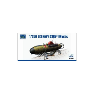U.S.NAVY DSRV-1 MYSTIC