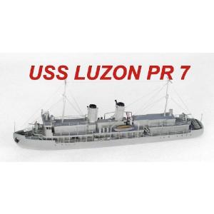 USS LUZON PR-7