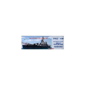 USS SAVANNAH (CL-42) 1944