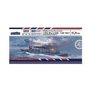 WICKES CLASS DESTROYER USS WARD DD-139