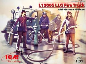 L1500S LLG FIRE TRUCK