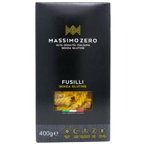 Fusilli Massimo Zero 400 gr