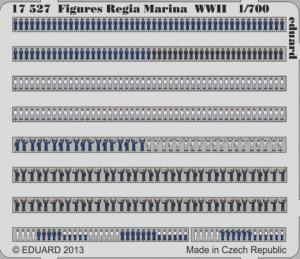 Figures Regia Marina WWII