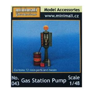 GAS STATION PUMP