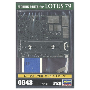 LOTUS 79 DETAIL SET