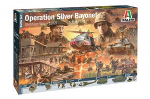 Operation Silver Bayonet - Vietnam War 1965 - BATTLE SET